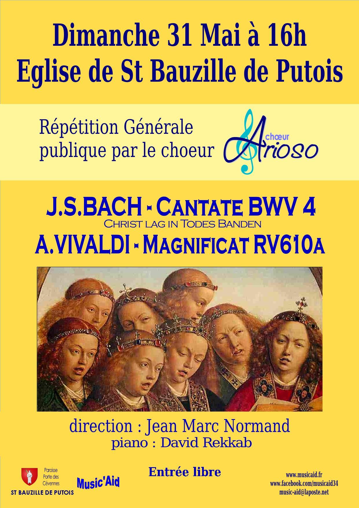 projet 2cinq bis affiche audition StBauzille 2015