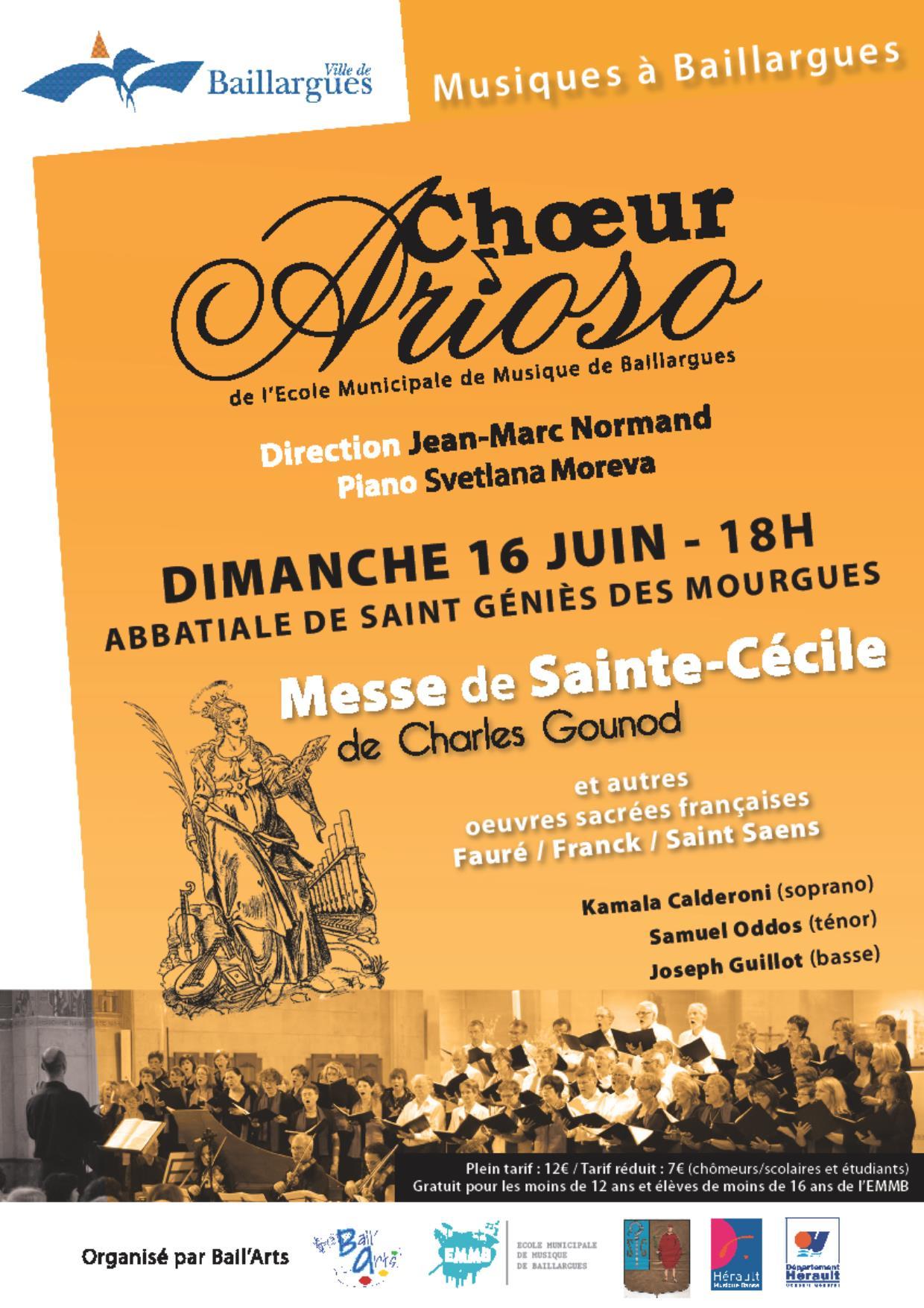 2013-06-16 Concert GOUNOD